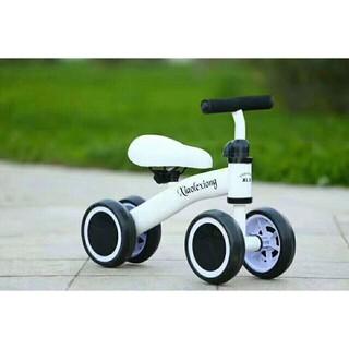 xe chòi châm cho bé, xe đạp mini, 4 bánh cân bằng