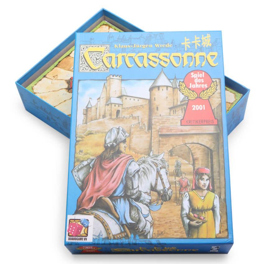 Carcassonne _ Vùng đất trù phú