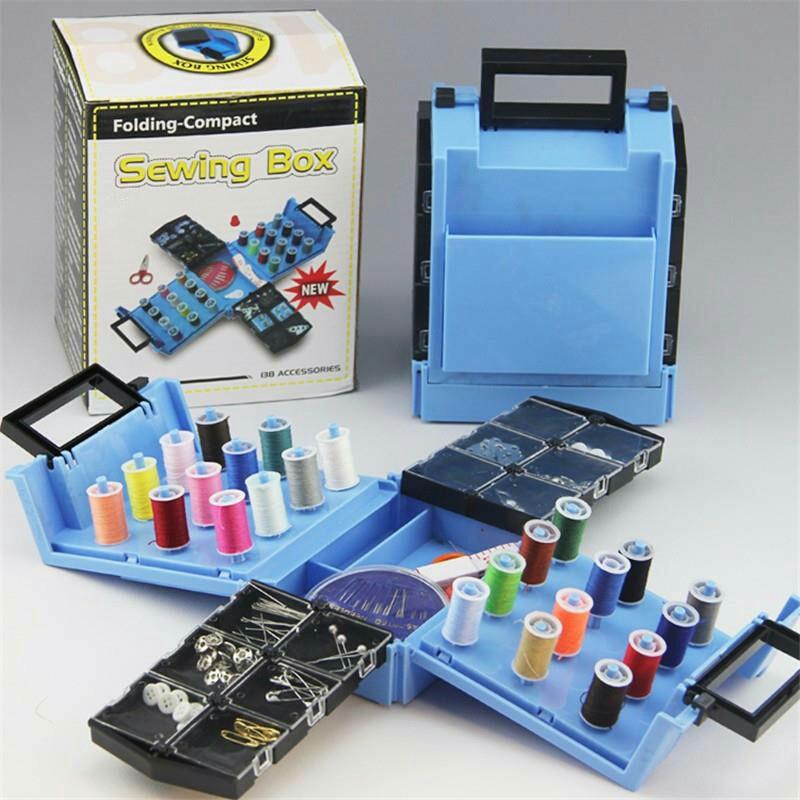 Hộp dụng cụ kim chỉ may Sewing box - phụ kiện - 3449028 , 848548236 , 322_848548236 , 140000 , Hop-dung-cu-kim-chi-may-Sewing-box-phu-kien-322_848548236 , shopee.vn , Hộp dụng cụ kim chỉ may Sewing box - phụ kiện
