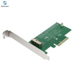 Card Chuyển Đổi Pci-E 4x Cho Macbook Air A1465 A1466 Pro A1502 A1398 Md712