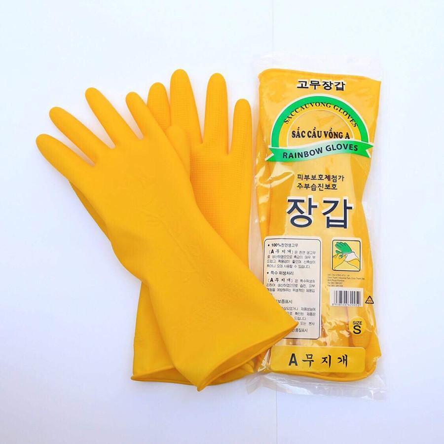 [sỉ] Gang tay mini cầu vồng