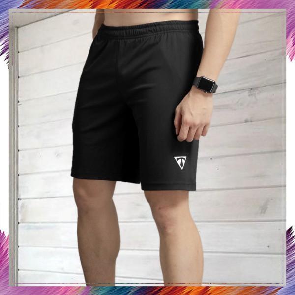 Quần Thể thao Nam BONNIE, quần short vải thun lạnh cao cấp tập gym dáng lửng, thoải mái (Nhiều Màu)