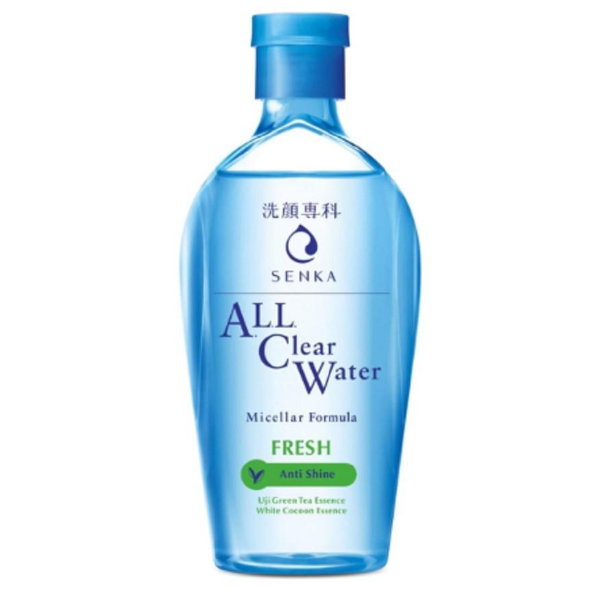 Nước tẩy trang sạch thoáng Senka All Clear Water Fresh (230ml)