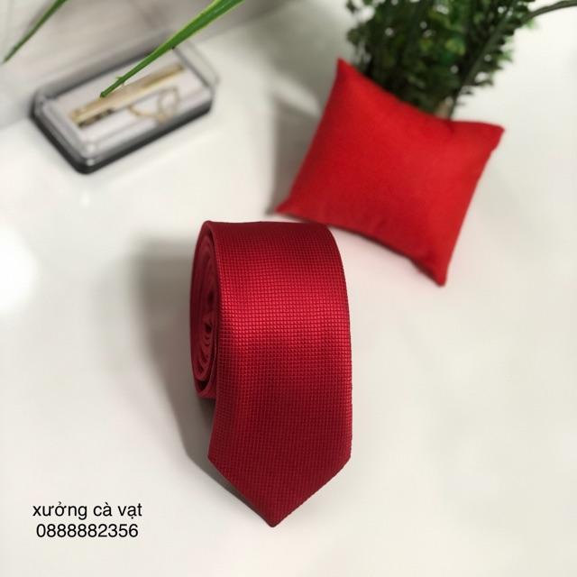 [shopee trợ giá] cà vạt nam - cavat công sở