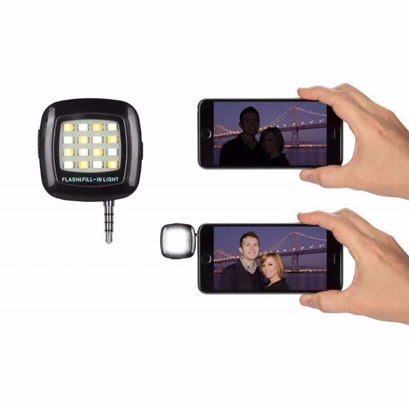 Đèn LED flash 16 bóng cực sáng hỗ trợ selfie - 3615277 , 1314394177 , 322_1314394177 , 50600 , Den-LED-flash-16-bong-cuc-sang-ho-tro-selfie-322_1314394177 , shopee.vn , Đèn LED flash 16 bóng cực sáng hỗ trợ selfie