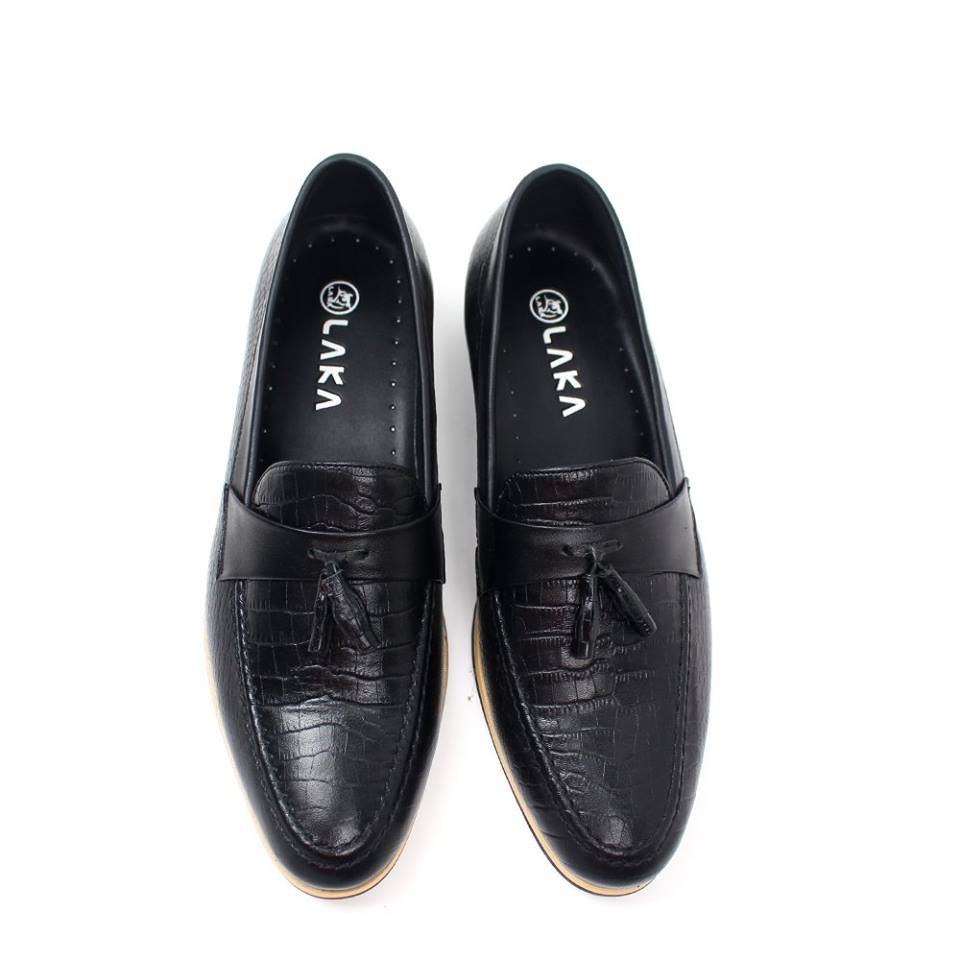 Giày da bò Laka cao cấp