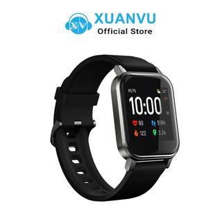Đồng hồ thông minh Haylou LS02 Bluetooth 5.0 chống nước IP68 Cảm biến nhịp tim pin 20 ngày