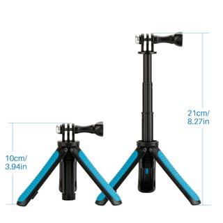 Tripod mini cho GoPro, Sjcam, Dji osmo action Eken gậy Shorty Selfie Mini Extension Pole thumbnail