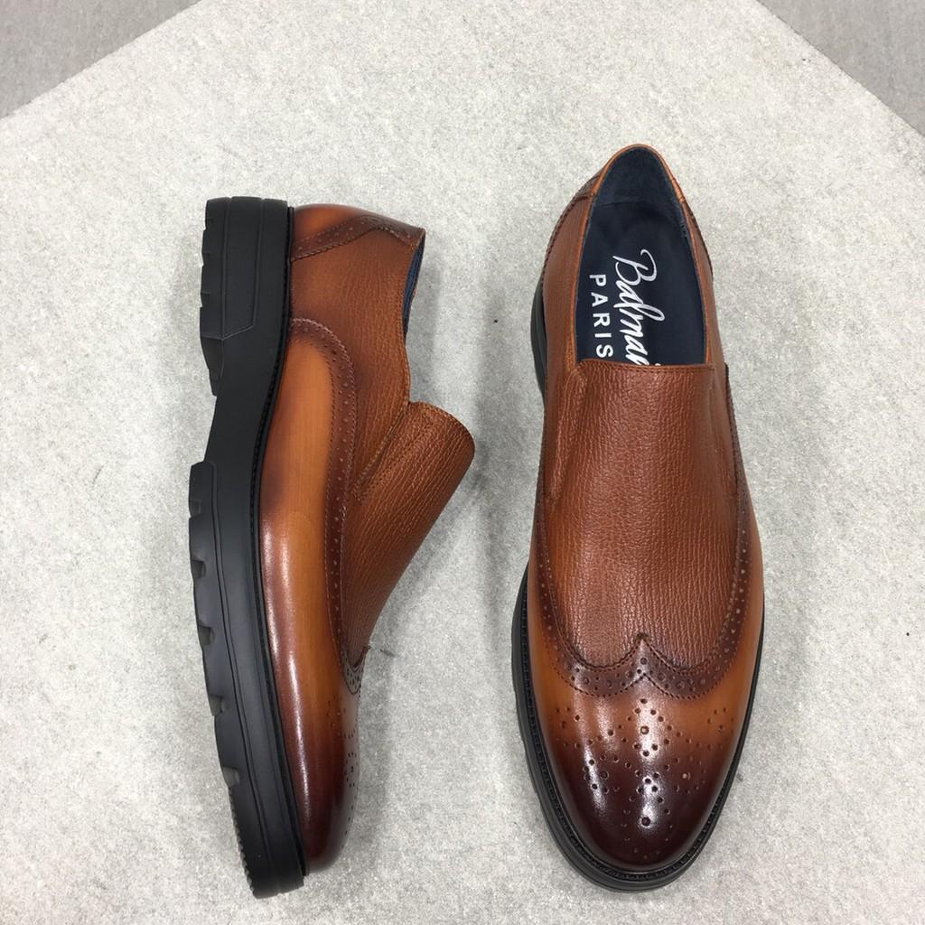 Giày da - Balmain