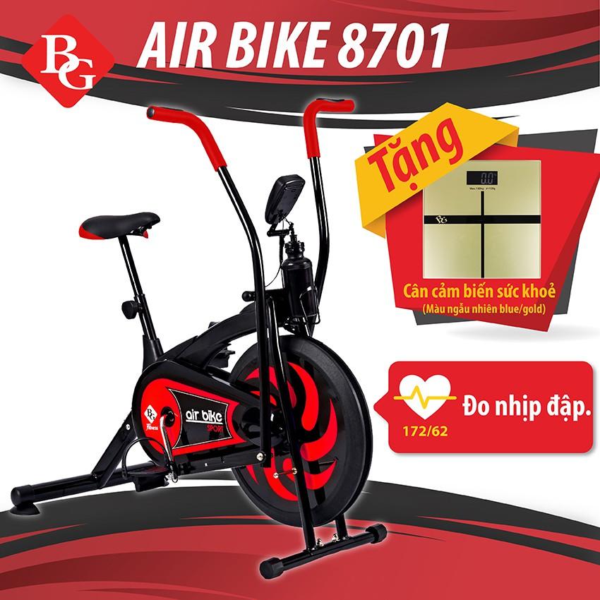 BG Xe đạp thể dục thể thao Mẫy Air bike (Red)+ Tặng 1 cân điện tử cảm biến (Màu ngẫu nhiên ) - 3180169 , 1258071074 , 322_1258071074 , 2555000 , BG-Xe-dap-the-duc-the-thao-May-Air-bike-Red-Tang-1-can-dien-tu-cam-bien-Mau-ngau-nhien--322_1258071074 , shopee.vn , BG Xe đạp thể dục thể thao Mẫy Air bike (Red)+ Tặng 1 cân điện tử cảm biến (Màu ngẫ