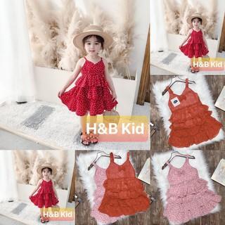 váy 2 dây đũi tơ cao cấp cho bé từ 8-18kg