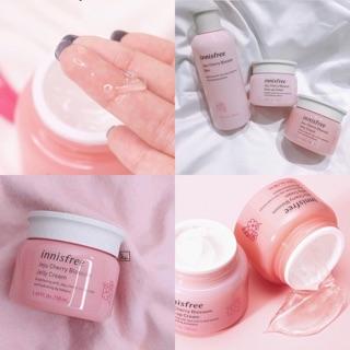 Kem Dưỡng Ẩm Dạng Gel Innisfree Jeju Cherry Blossom Jelly Cream thumbnail