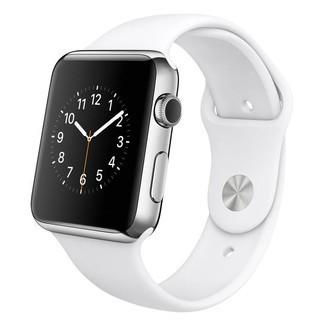 [ĐHTM]Đồng hồ thông minh Smart Watch W8 kiểu dáng Apple Watch màu trắng Hàng chất lượng loại 1CM2H