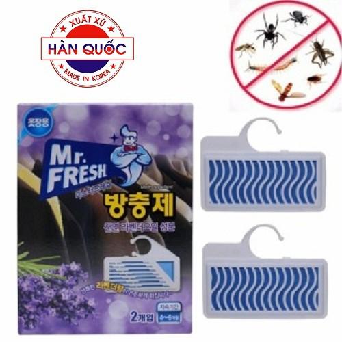 Combo 4 gói Long não Mr Fresh - Korea (2 gói x 55g ) thơm quần áo đuổi côn trùng - 2693021 , 999195639 , 322_999195639 , 185000 , Combo-4-goi-Long-nao-Mr-Fresh-Korea-2-goi-x-55g-thom-quan-ao-duoi-con-trung-322_999195639 , shopee.vn , Combo 4 gói Long não Mr Fresh - Korea (2 gói x 55g ) thơm quần áo đuổi côn trùng