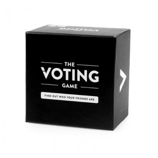 The Voting Game Card Board Party Family Entertainment Adult Children Toys Game