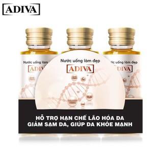 Nước Uống Làm Đẹp Da ADIVA Collagen - Block 3 Chai thumbnail