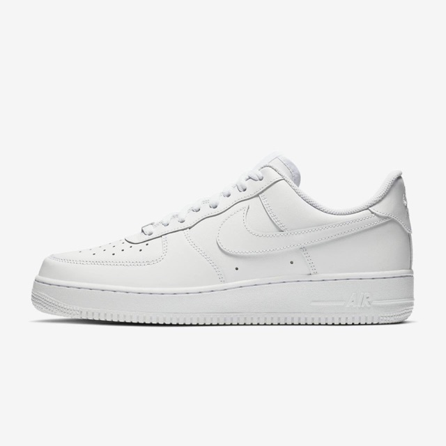 NIK€ | GIÀY AIR FORCE 1 ALL WHITE