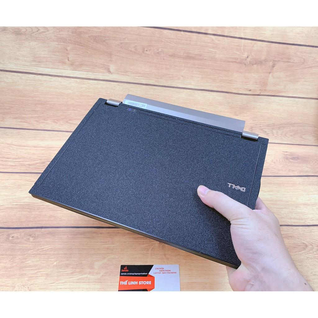 Laptop DELL Latitude E4200 12.1 inch - Ram 4G chạy SSD60G