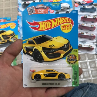 Hotwheels Renault Sport RS
