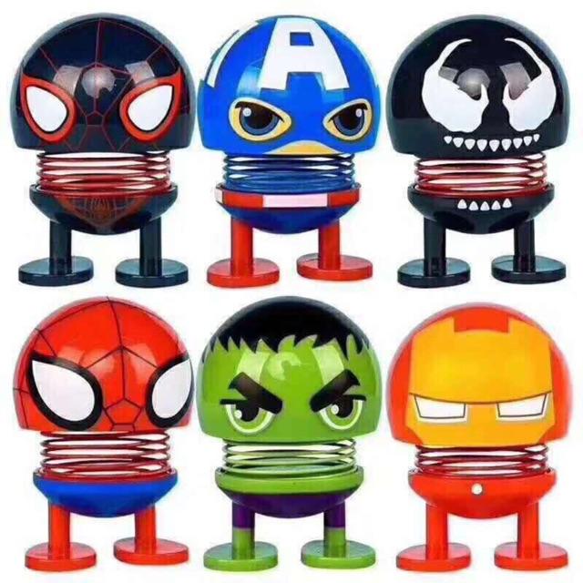 Con lắc lò xo - Avengers
