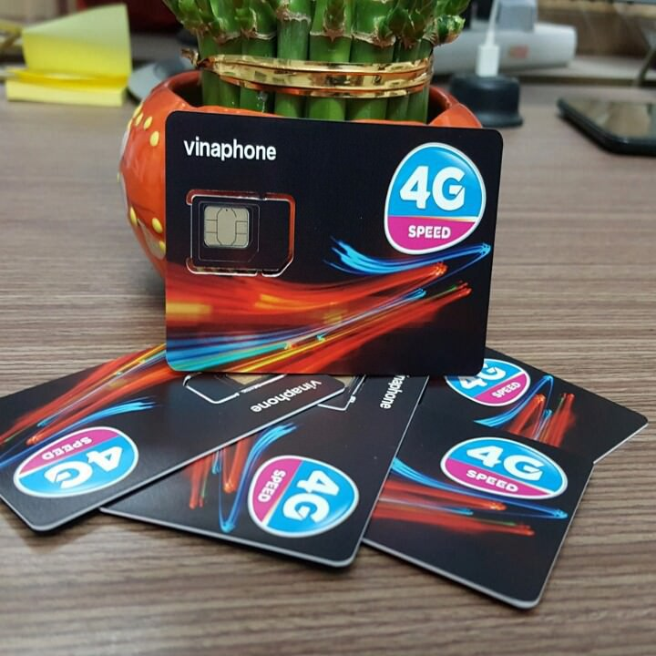 Sim Vinaphone VD89P (120Gb/tháng)