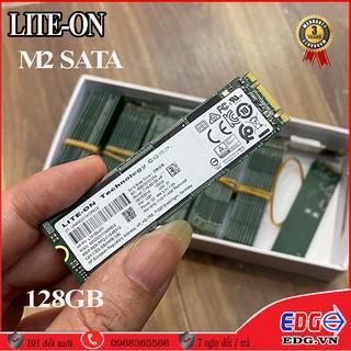SSD M2 SATA 128GB . Ổ cứng SSD M2 128GB LiteON thumbnail