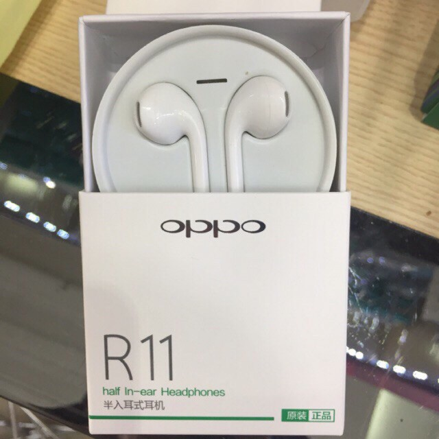 Combo 30 tai nghe OPPO R11
