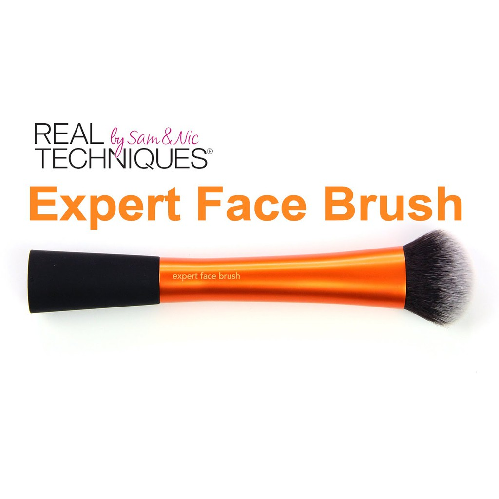 Cọ tán kem nền Real Techniques Expert Face Brush
