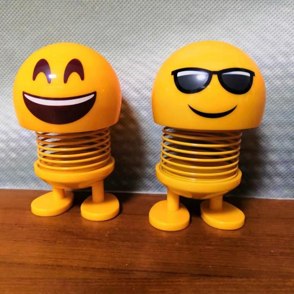 Thú Nhún Emoji con lắc lò xo - Siêu Chất - Siêu Vui Emoji