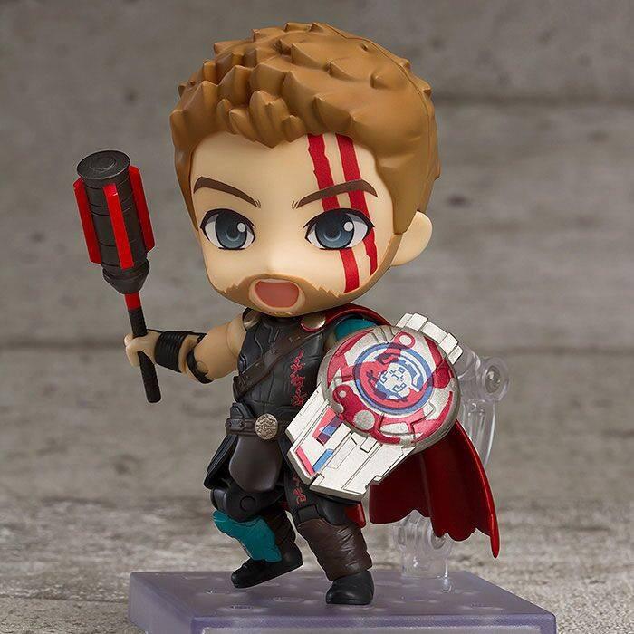 [Tặng móc khóa Avengers] Mô hình Nendoroid - Thor Odinson #863