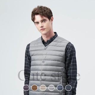 Áo gi-lê phao lông vũ của HUM xuất Hàn chính hãng – nhẹ tênh