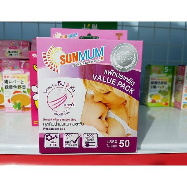Combo 12 hộp túi trữ sữa Sunmum (1thùng) - 2925545 , 801868618 , 322_801868618 , 840000 , Combo-12-hop-tui-tru-sua-Sunmum-1thung-322_801868618 , shopee.vn , Combo 12 hộp túi trữ sữa Sunmum (1thùng)