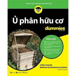 Sách - Ủ phân hữu cơ for Dummies - Thái Hà Books