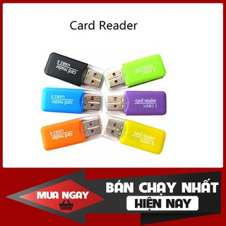 Đầu đọc thẻ nhớ USB2.0 MicroSD / TF