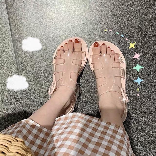 [order] sandal quai trong ulzzang