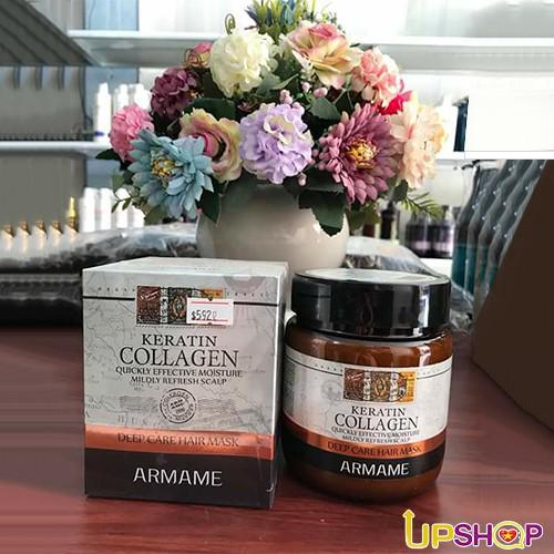 Ủ TÓC  /Ủ tóc Armame Keratin Collagen cao cấp