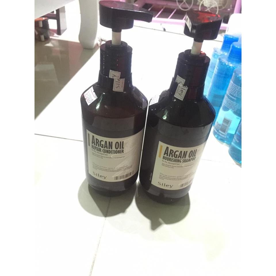 Cặp gội xả Argan Oil