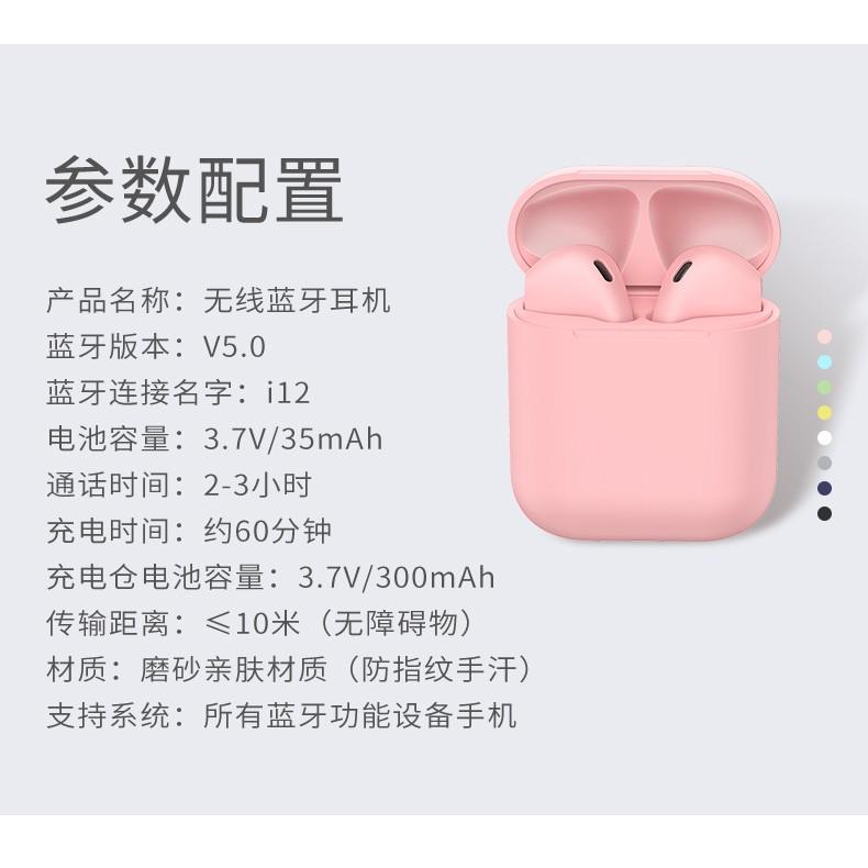 Iphone Tai Nghe Nhét Tai Màu Macaron Cho Oppo Android Htc Samsung Iphone