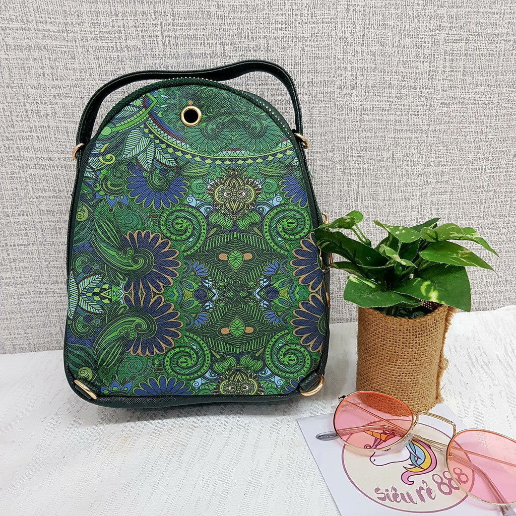 Balo mini cô gái rừng xanh - T613