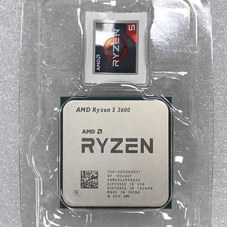 CPU Ryzen 5 3600 Tray BH 12th Cty thumbnail
