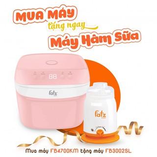 Máy tiệt trùng bình sữa (sấy khô) UV Fatz Baby, tiết kiệm 500k + quà máy hâm sữa 259k thumbnail