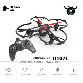 Flycam Hubsan H107C X4 CAM HD 720P Camera