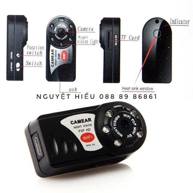 Camera hành trình mini HD720 MD81S-6