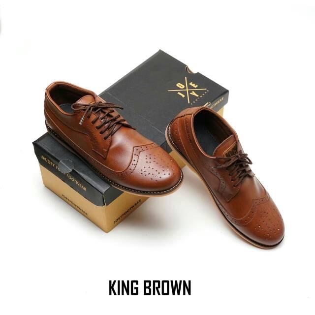 Giày Tây Màu Đen Lịch Lãm Cho Nam 2021