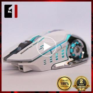 Chuột Không Dây Máy Vi Tính Gaming T-WOLF Q13 Led RGB Mouse Chuột Game Thủ Chuyên Game Bluetooth thumbnail