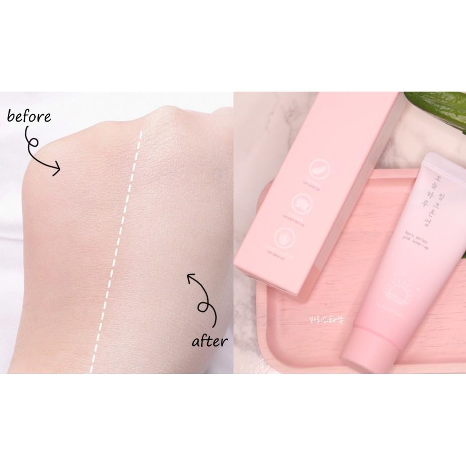 Kem Dưỡng Da Black Rouge Haru Series Pink Tone Up Cream (45ml)   Shopee  Việt Nam
