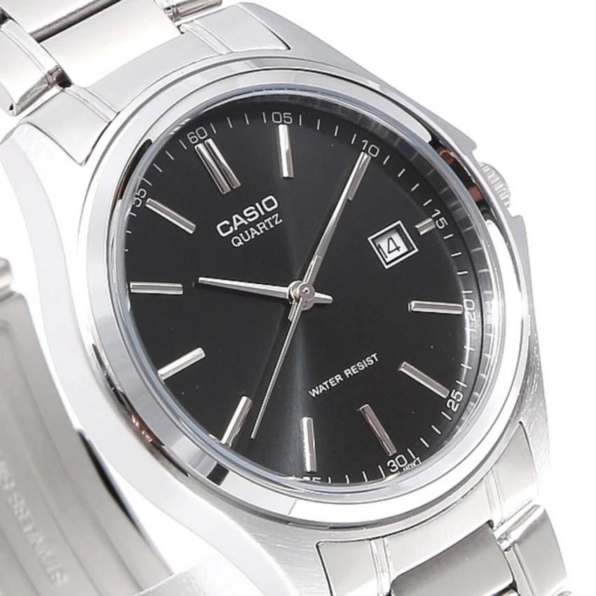Đồng hồ nam dây kim loại Casio chính hãng Anh Khuê MTP-1183A-1ADF