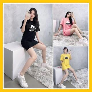 [Dress] Lin Color Block R.Y.V [CAO CẤP] Đầm Thể Thao – Váy Thể Thao Suông Sporty