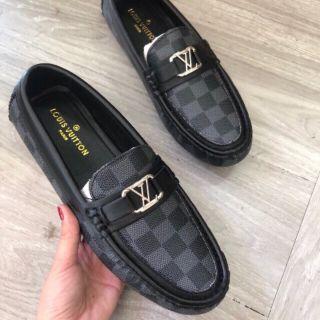 Giày lười nam LV thumbnail