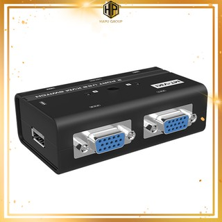 Bộ KVM switch USB MT-Viki MT-260KL 2 máy tính dùng chung 1 màn hình và phím chuột - Hapugroup thumbnail